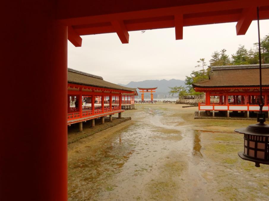 Heilige tempels Japan