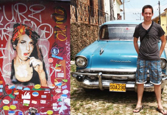 Shortstory: hele rit in Cuba Amy Winehouse op de radio