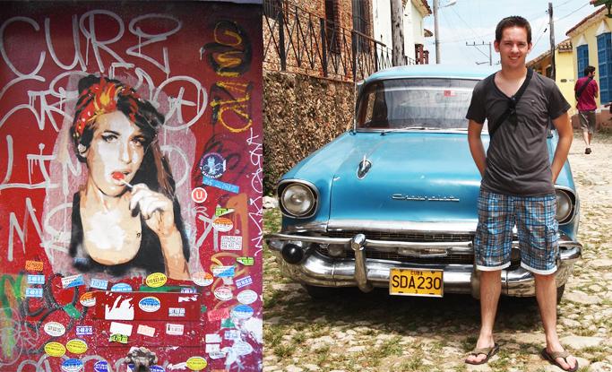 Shortstory: hele rit in Cuba Amy Winehouse op de radio