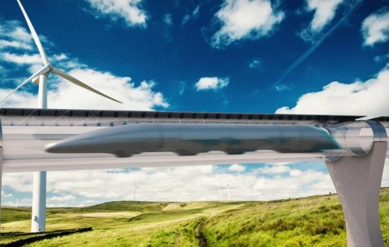 Hyperloop - Transportsysteem