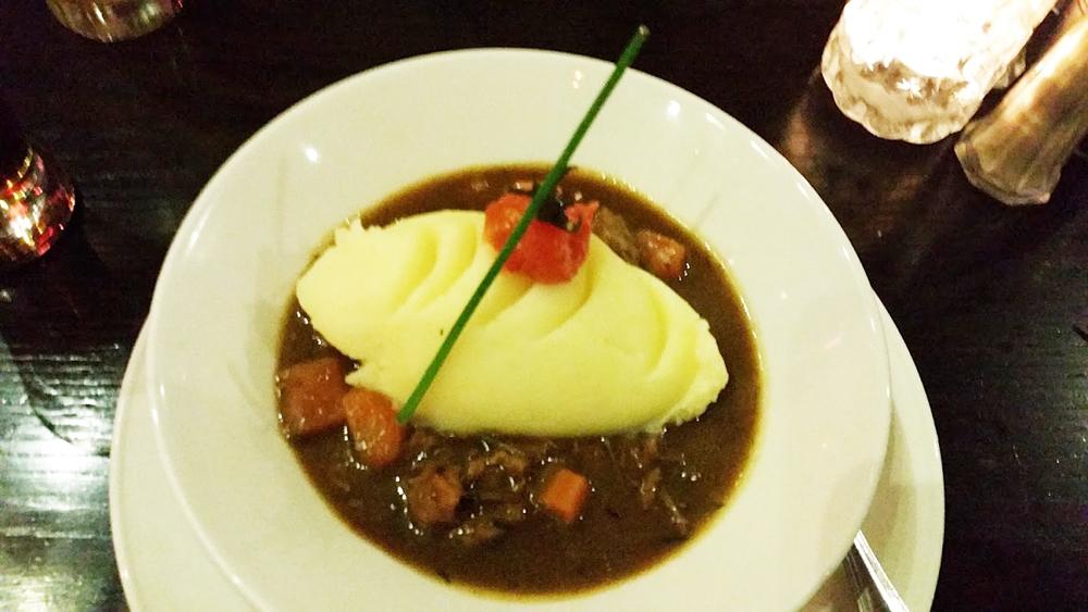 Irish stew!