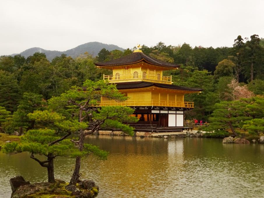 Meer dan 2000 tempels in Kyoto