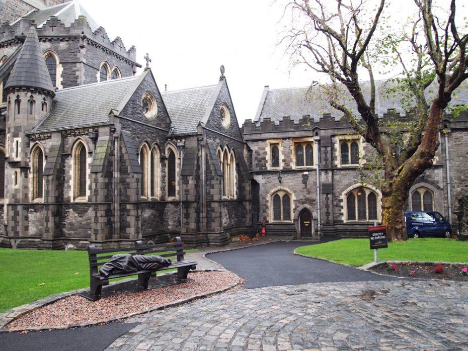 Prachtige Christelijke kerk in Dublin