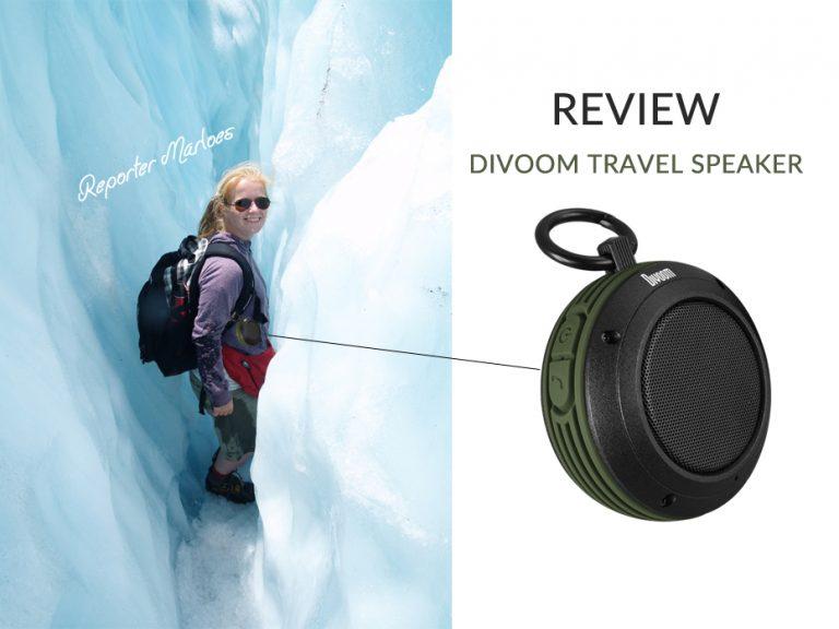 Review – Divoom Travel speaker