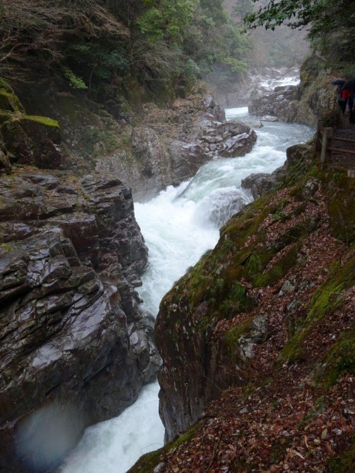 Sandan kyo Vallei - rivier