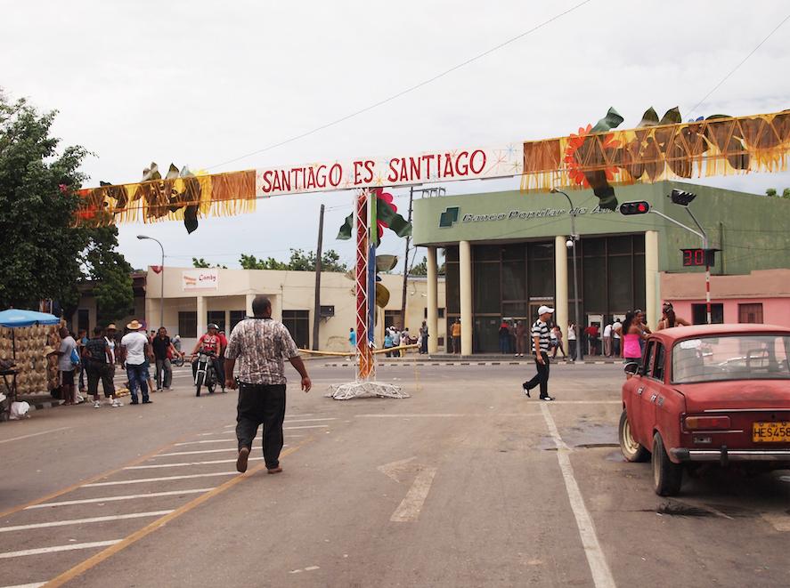 Santiago de Cuba!