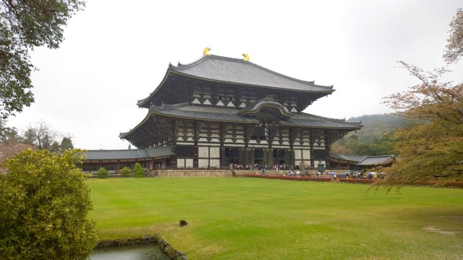 Tempel in Nara
