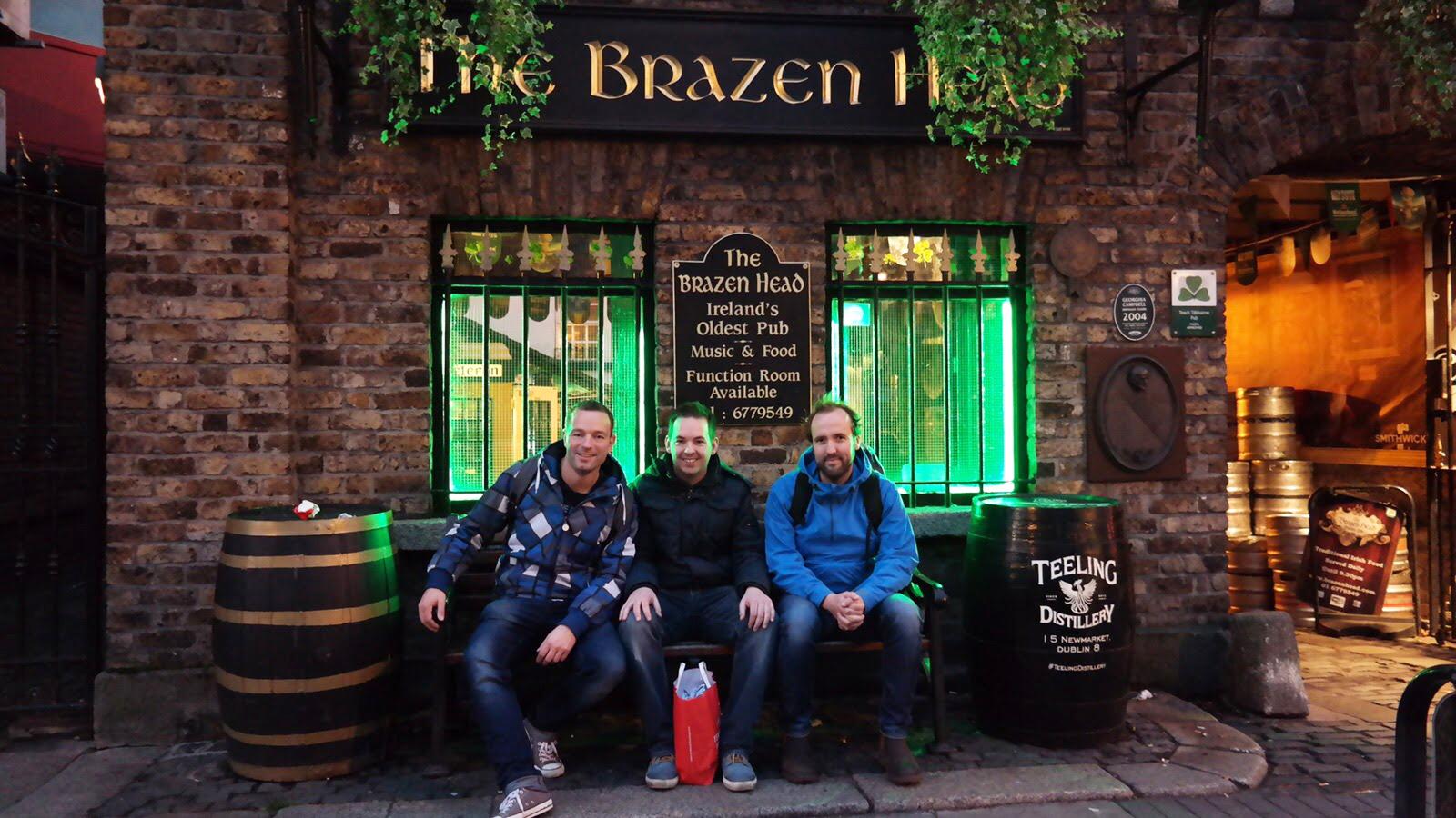 The Brazen Head: Oudste pub van Ieland