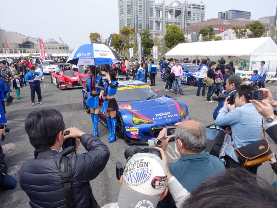 Van Formule 1 auto's tot toerwagens, van langeafstandsracerij prototypes tot Dakar-rally vrachtwagens