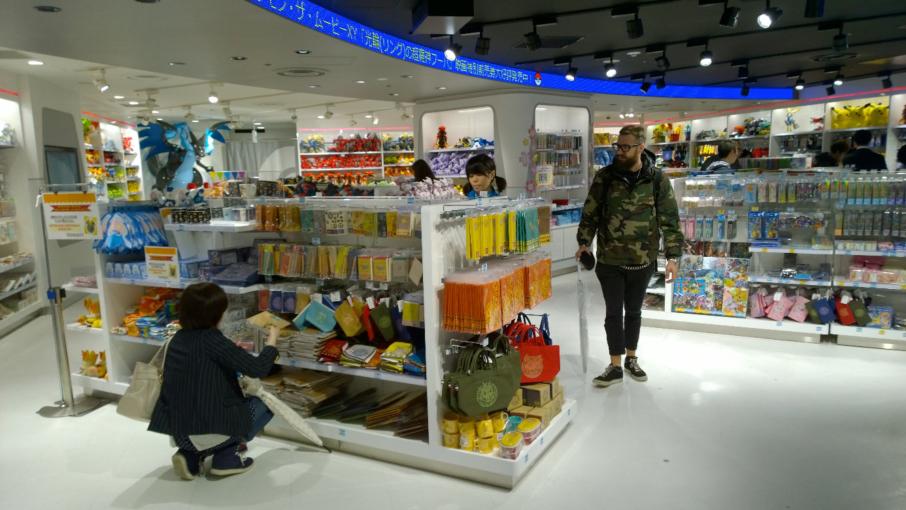 Winkel in Ikebukuro