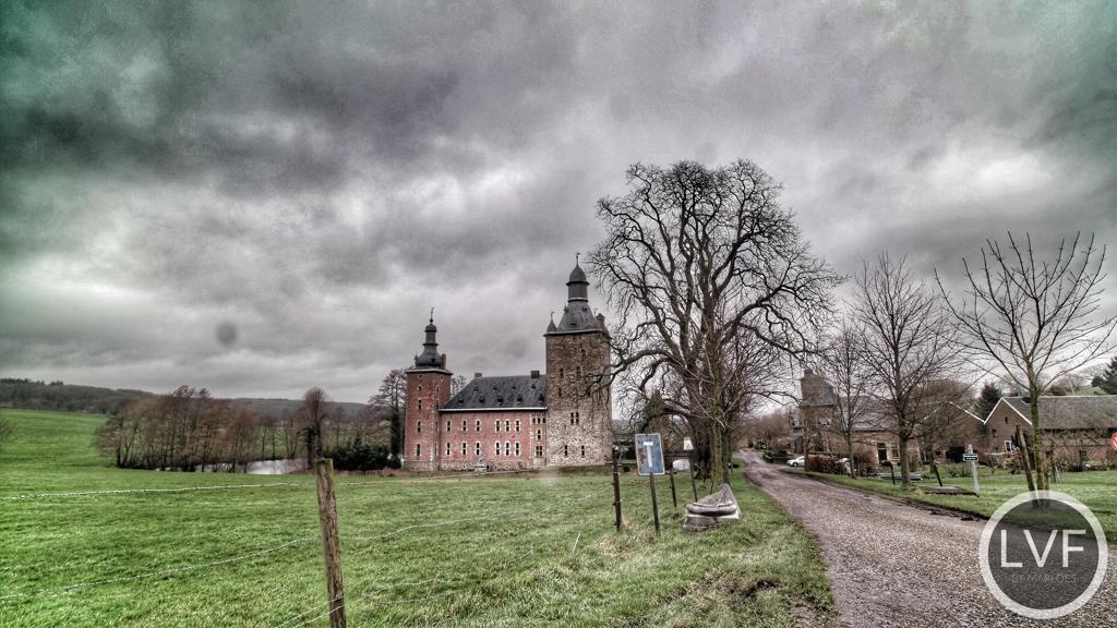 Kasteel Neubourg, in de buurt van Valkenburg