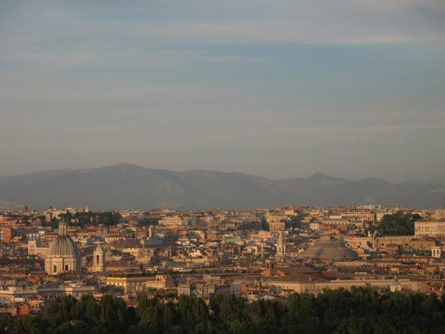 Passeggiata del Gianicolo - Rome