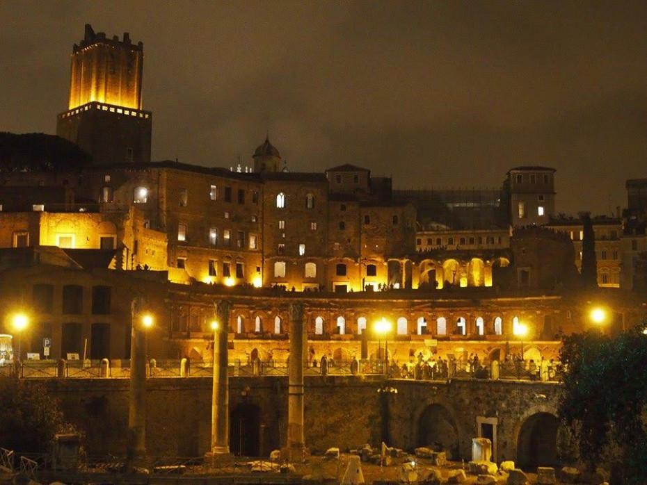 Forum Trajanus - Rome