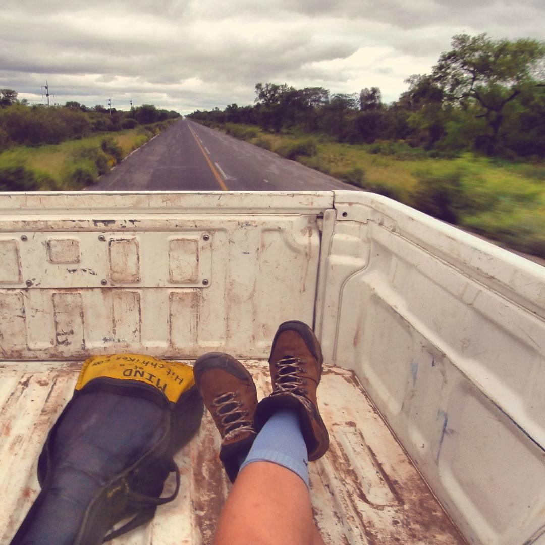 Shortstory over Paraguay - door Mindofahitchhiker.com