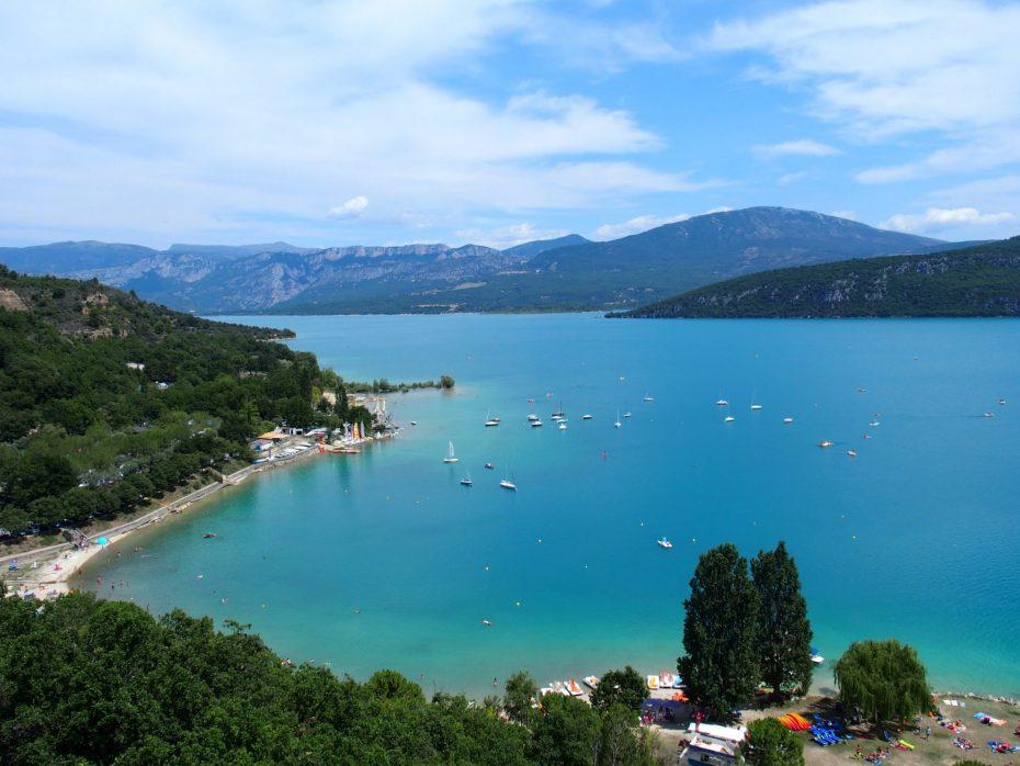De franse provence op en rond het lac de st croix - Office du tourisme lac de sainte croix ...