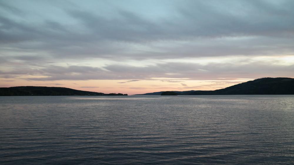 Camping Lysvik aan het water