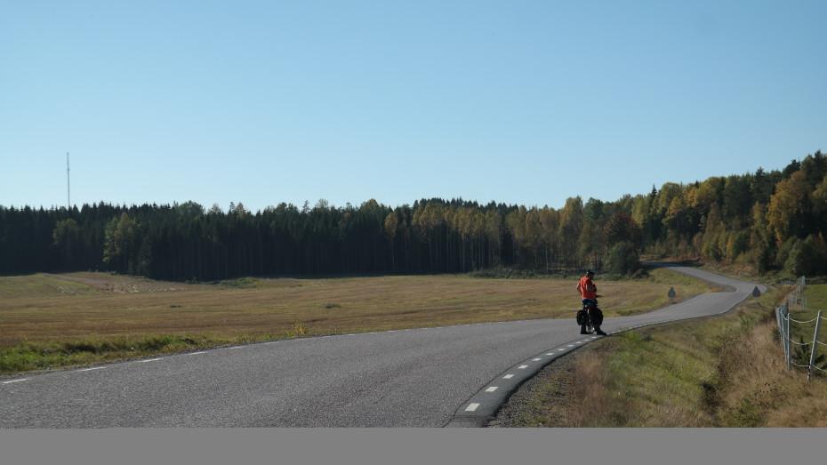 Onderweg naar Åmål