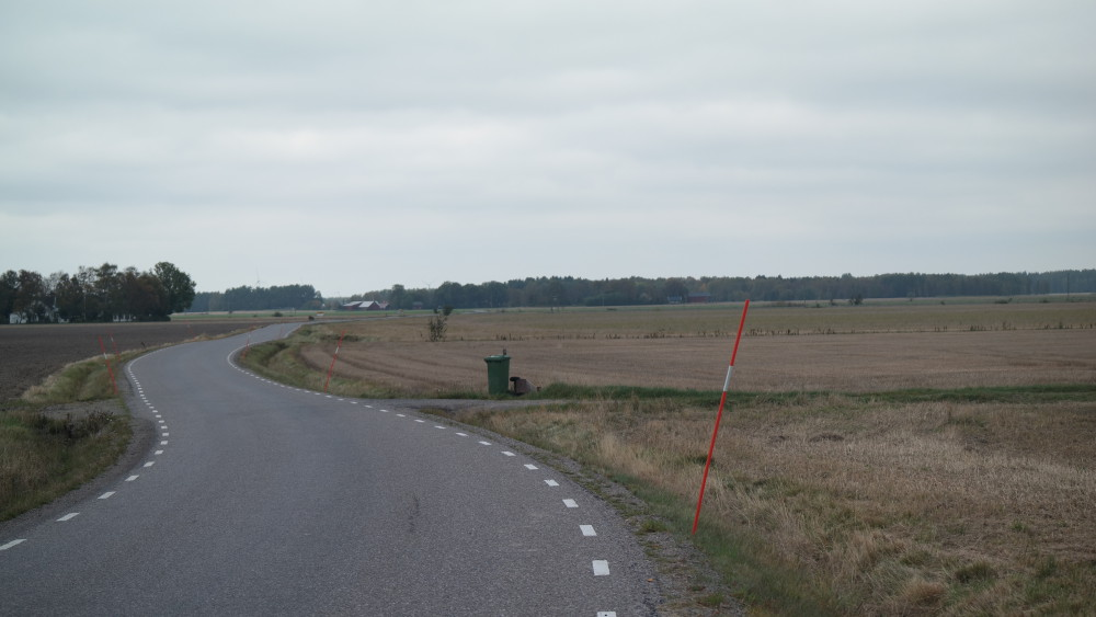 Weg richting Goteborg