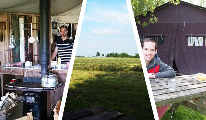 Boerenbed - Hoeve Meskenwier - Akkrum, Friesland