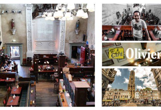 Hotspot, biercafé Olivier in Utrecht!
