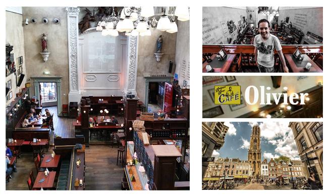 Hotspot, biercafé Olivier in Utrecht! favoriete biercafé's en wijnbars