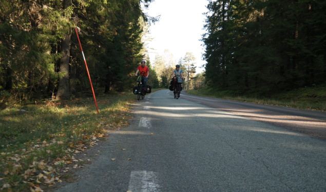 Fietsvakantie met een elektrische fiets!