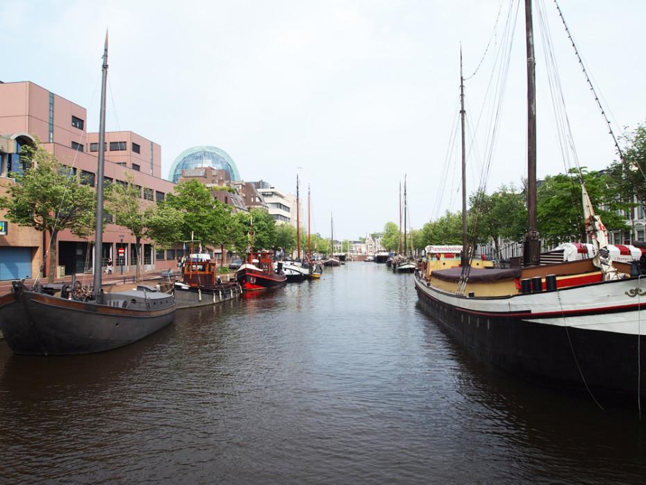 Haven van Leeuwarden!