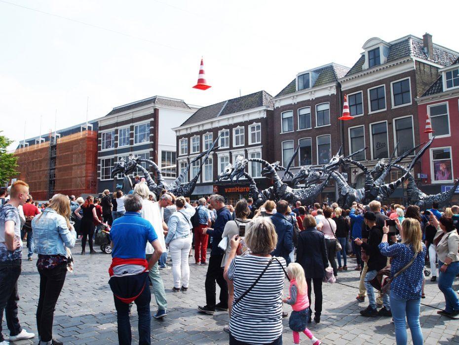 Straattheater festival in Leeuwarden!