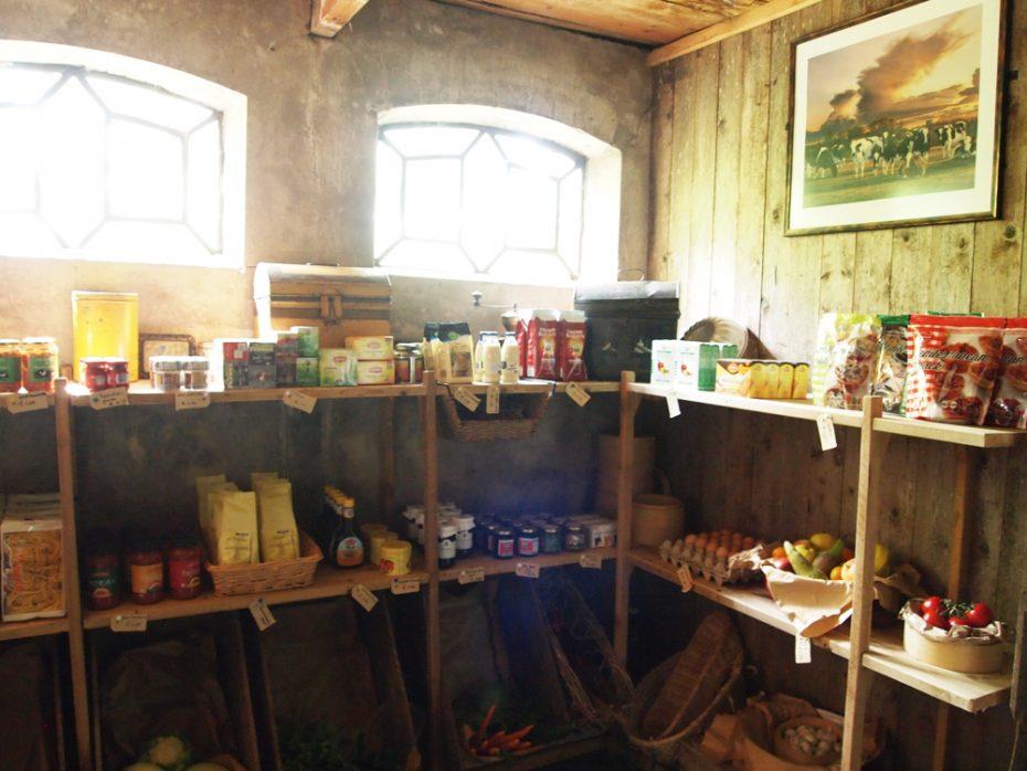 Het boerenwinkeltje met Friese producten!