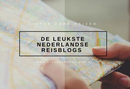 De leukste Nederlandse reisblogs 2016