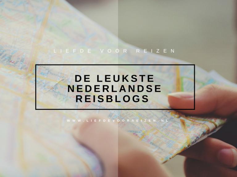 De leukste Nederlandse reisblogs 2019