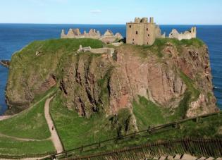 Dunnottar Castle – Schotland
