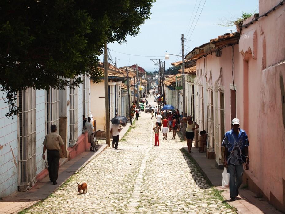 Sfeerfoto Trinidad, Cuba
