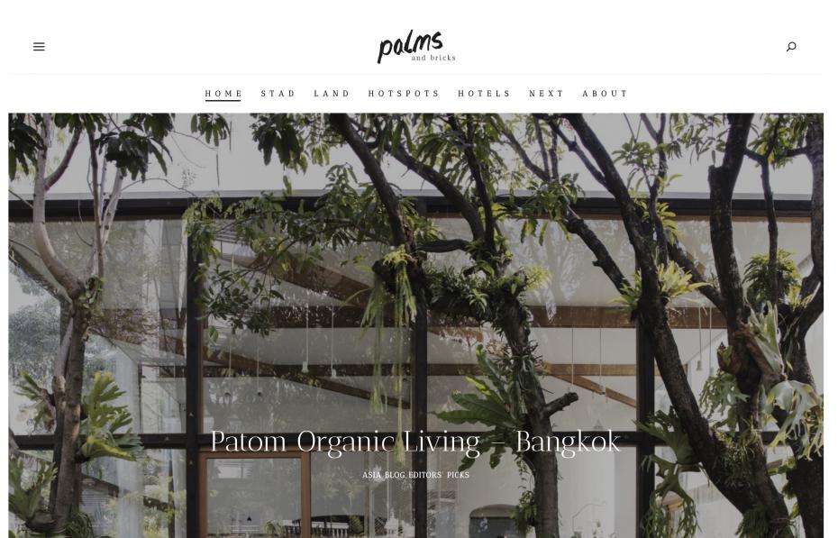 Palms & Bricks travel blog