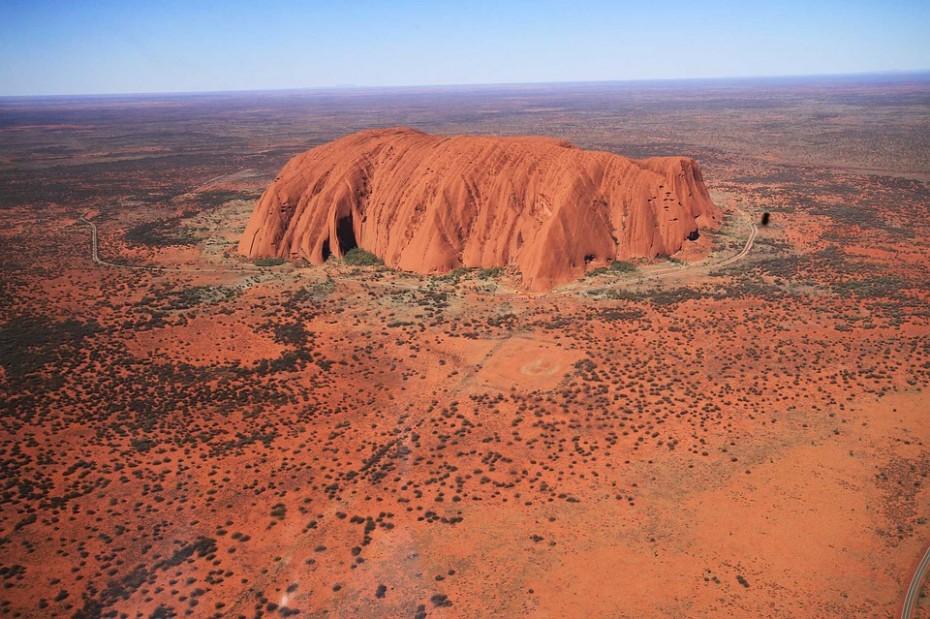 De Outback van Australië
