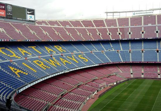 Win een reis naar FC Barcelona!