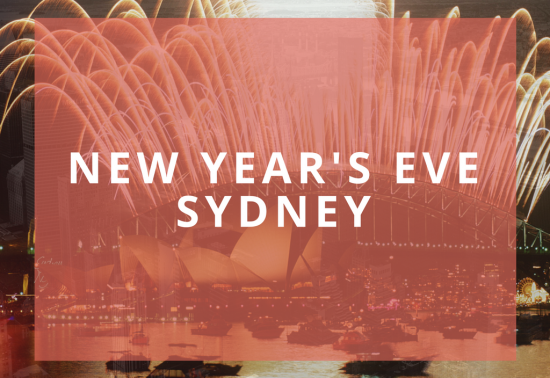 NEW YEAR'S EVE SYDNEY