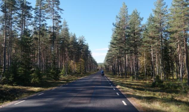 Mijn vorige reis in Zweden!