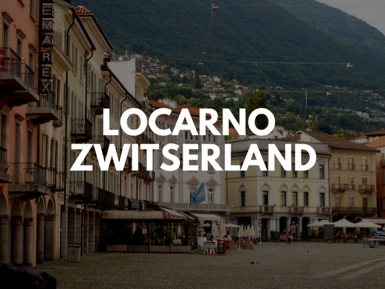Omgeving Locarno in Zwitserland!