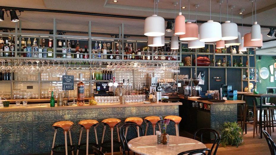 Prachtige bar - Restaurant KEES - Eten & Drinken