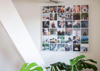 Plaats jouw reisherinneringen op een Instawall