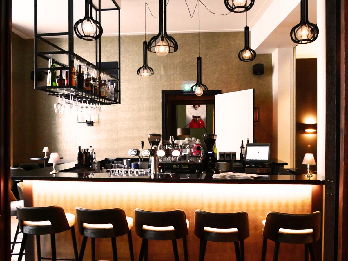 Chique bar - Hotel Nassau Breda