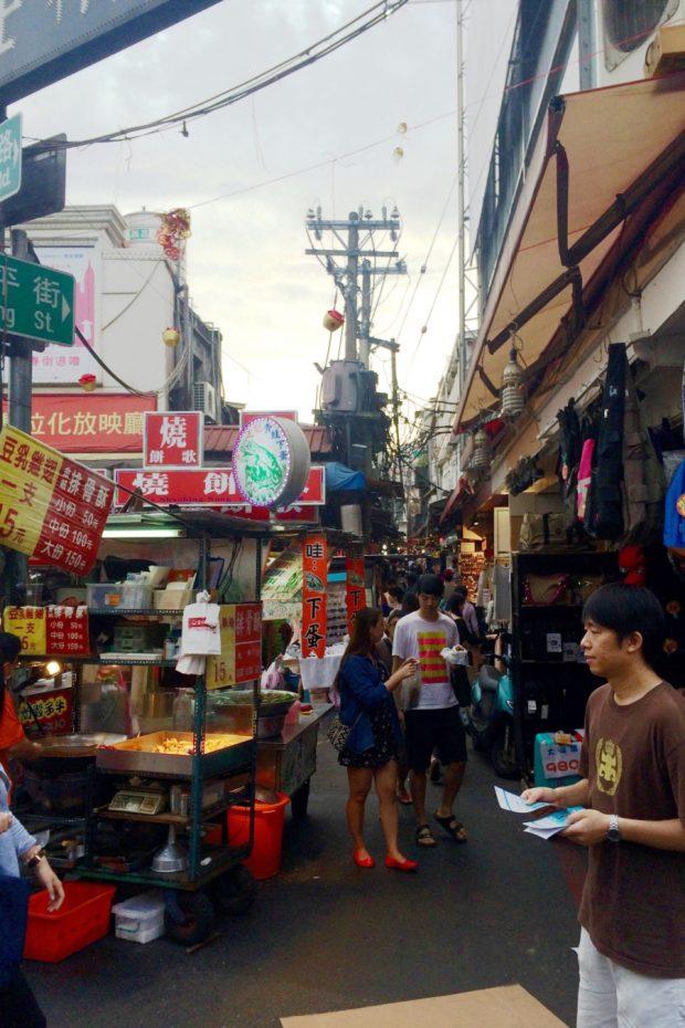 De Shilin Night Market in Taipei is de grootste in Taiwan. Je vindt hier de meeste gekke gerechten en voorwerpen.