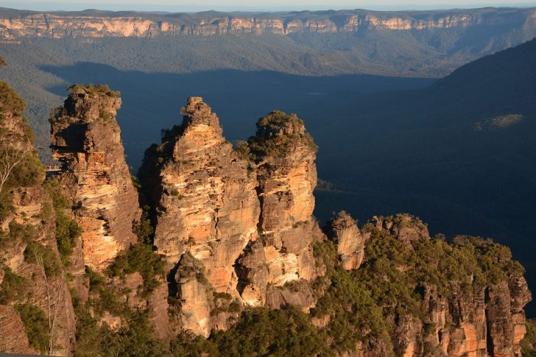 Blue Mountains - Sydney, Australië