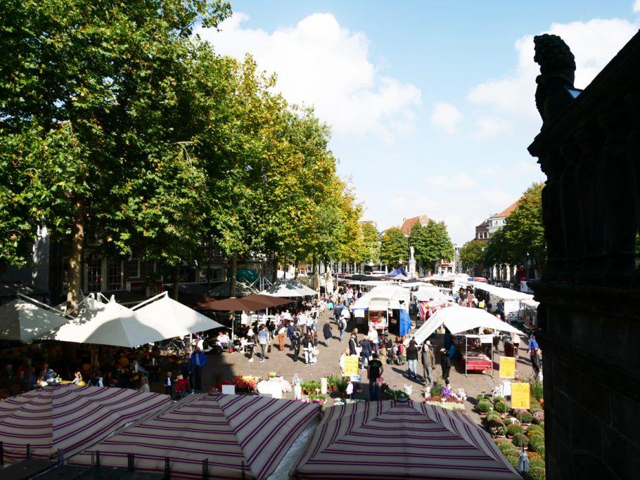 Zaterdagmarkt op De Brink!