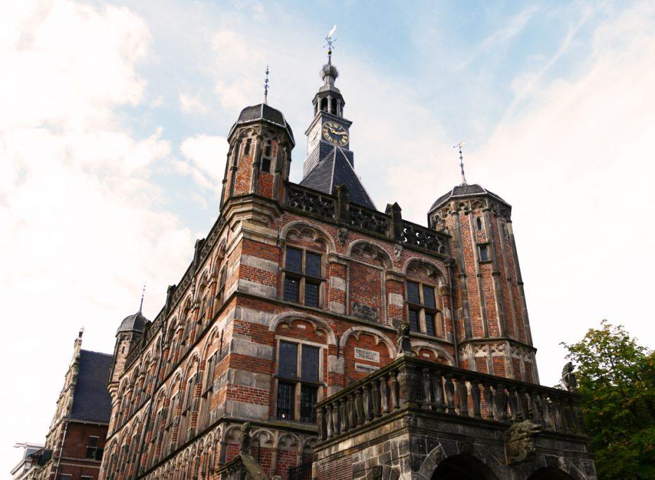 De Waag in Deventer