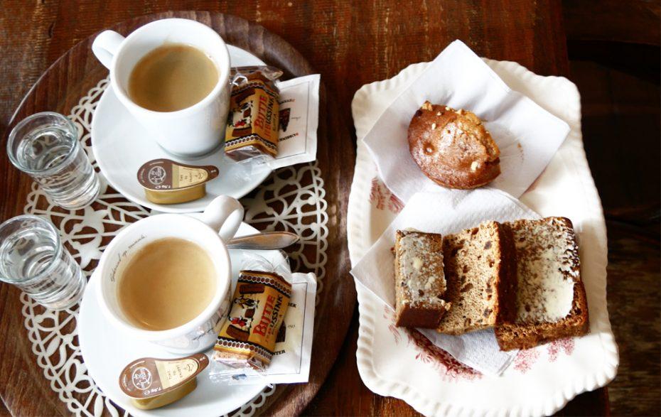 Ten Have Koffie en Deventer Koek