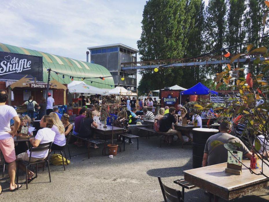 Fijn sfeertje bij Piknik! Photo by: Piknik Deventer