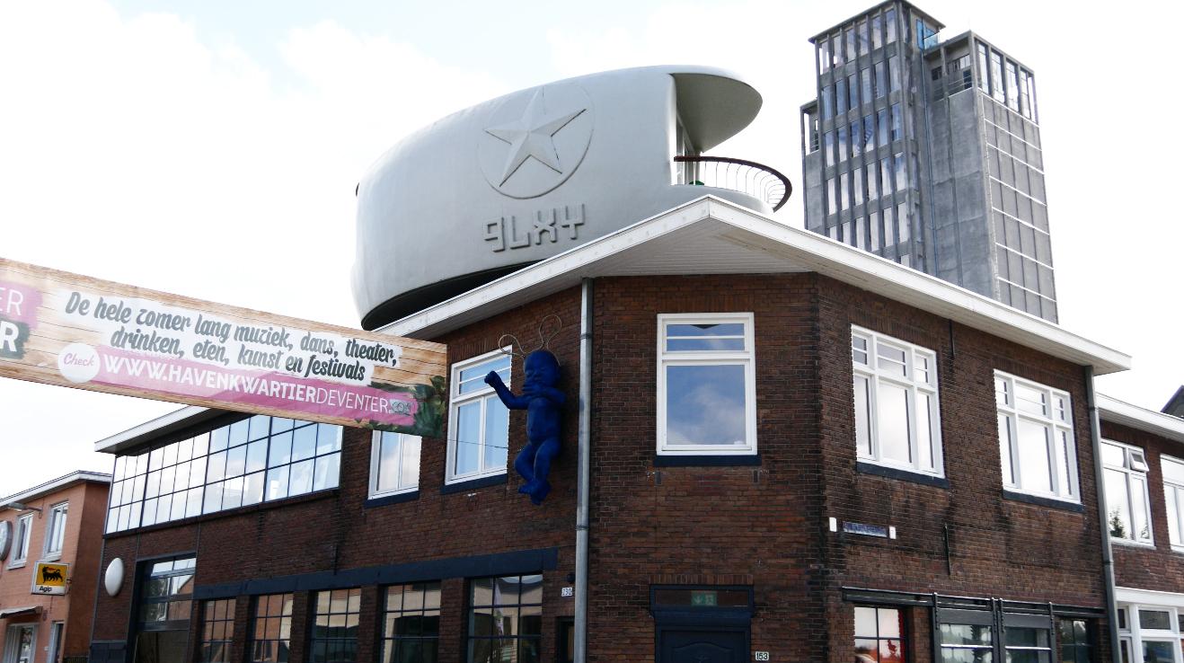 Het Havenkwartier van Deventer!