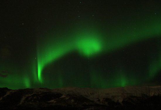 Het Noorderlicht in IJsland!